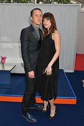 SCOTT CAMPBELL and LAKE BELL at the Glamour Women of The Year Awards in Association with Next held in Berkeley Square Gardens, Berkeley Square, London on 3rd June 2014.