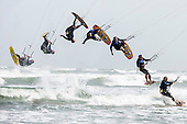 Joe_KiteSurfing Port Aransas 04-02-14