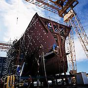 Ship Building, NSW Australia