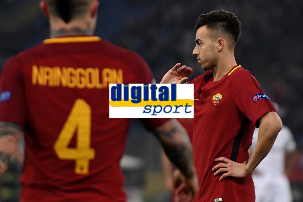 Stephan El Shaarawy Roma <br /> Roma 05-12-2017 Stadio Olimpico Uefa Champions League A 2017/2018 Group C AS Roma - Qarabag Foto Andrea Staccioli / Insidefoto