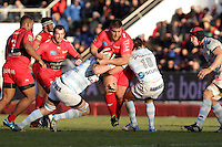 Xavier CHIOCCI - 10.01.2015 - Toulon / Racing Metro - 16e journee Top 14<br />