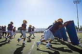 MHS Football Practice