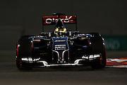 November 21-23, 2014 : Abu Dhabi Grand Prix. Adrian Sutil (GER), Sauber-Ferrari