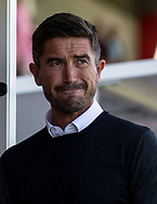 Harry Kewell head coach of Crawley Town during the Sky Bet League 2 match at  Checkatrade.com Stadium, Crawley<br /> Picture by Liam McAvoy/Focus Images Ltd 07413 543156<br /> 05/08/2017
