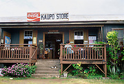 Kaupo Store, Maui, Hawaii