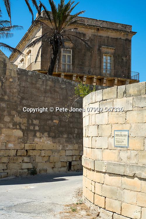 Tori Cumbo, Triq Cumbo, Mosta,<br />Malta, Europe.<br />Summer 2016.
