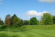 Octagon Earthworks, one of the Newark Earthworks sites, in Newark, Ohio.