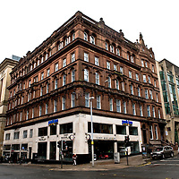 Russells Ltd. Park Inn exteriors, West George Street, Glasgow. Copyright CookseyPix.com