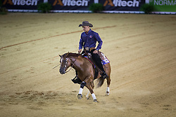 Josh Collins, (GBR), Spook A Little - Team Competition and 1st individual qualifying  - Alltech FEI World Equestrian Games™ 2014 - Normandy, France.<br /> © Hippo Foto Team - Dirk Caremans<br /> 25/06/14