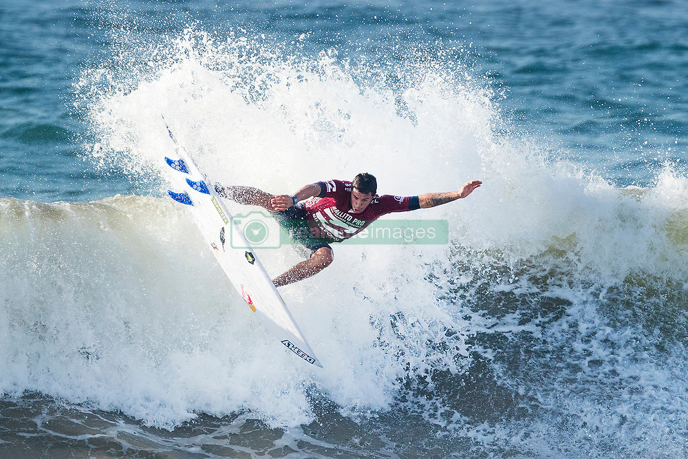 Jul 8, 2017 - KwaDukuza, South Africa - Vasco Ribeiro of Portugal finished equal 5th in The Ballito Pro presented by Billabong after placing second in Quarterfinal Heat 4 at Willard Beach, Ballito, South Africa. (Credit Image: © Kelly Cestari via ZUMA Wire)