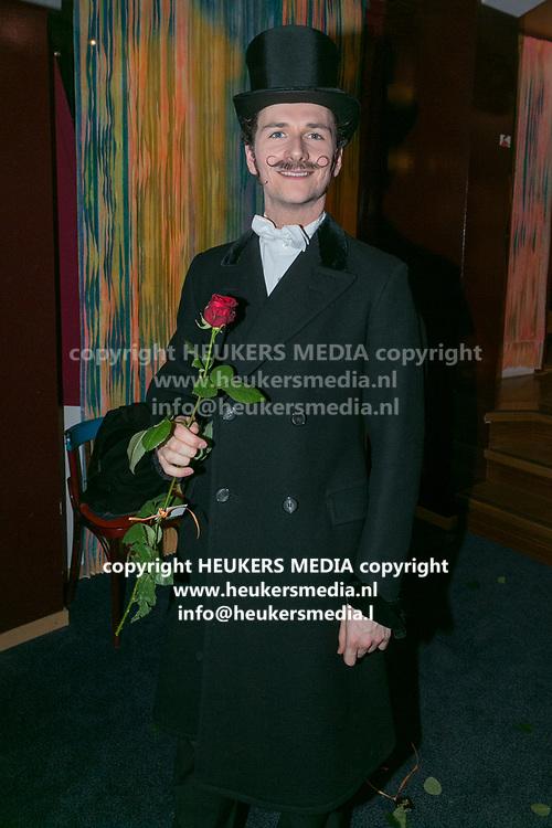 2018-03-10. Schouwburg het Park, Hoorn. 100ste My Fair Lady. Op de foto: Bram Ven