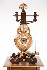 Charles Maxwell Clocks