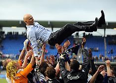 20090524 FC København vinder DM Guld ved at besejre Esbjerg i SAS Liga fodbold