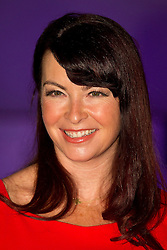 © Licensed to London News Pictures. 14/11/2012. London, UK. Television presenter Suzi Perry is seen at at the opening of the 2012 Ideal Home at Christmas show at Earl's Court, London, today (14/11/12). The show, running from the 14th to the 18th of November features over 600 exhibitors across 6 sections including; Interiors & Furnishings, Food & Drink, Home Improvements & Outdoor Living, Fashion & Beauty, Technology & Gadgets and Gifts & Decorations. Photo credit: Matt Cetti-Roberts/LNP
