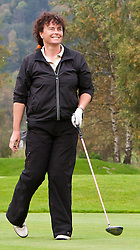 05.10.2010, Golfclub, Zell am See Kaprun, AUT, European Paragolf Championships 2010, im Bild Cynthia Zwet van der, NED, EXPA Pictures © 2010, PhotoCredit: EXPA/ J. Feichter