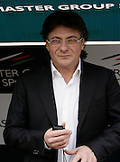 Bari (BA), 23-01-2011 ITALY - Italian Soccer Championship Day 21 - Bari VS Napoli..Pictured: Mazzari, mister Napoli...Photo by Giovanni Marino/OTNPhotos . Obligatory Credit