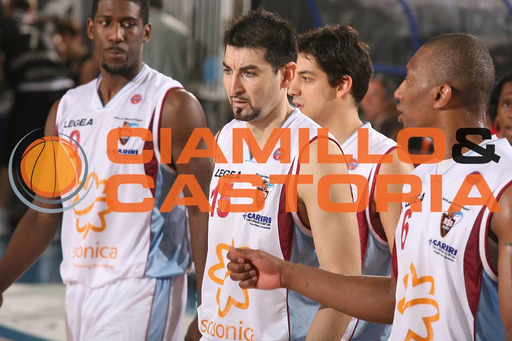 DESCRIZIONE : Rieti Lega A1 2007-08 Solsonica Rieti VidiVici Virtus Bologna <br /> GIOCATORE : Gigena Team Rieti <br /> SQUADRA : Solsonica Rieti <br /> EVENTO : Campionato Lega A1 2007-2008 <br /> GARA : Solsonica Rieti VidiVici Virtus Bologna <br /> DATA : 29/03/2008 <br /> CATEGORIA : Ritratto <br /> SPORT : Pallacanestro <br /> AUTORE : Agenzia Ciamillo-Castoria/G.Ciamillo
