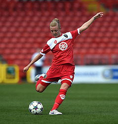 Bristol Academy's Sophie Ingle - Photo mandatory by-line: Paul Knight/JMP - Mobile: 07966 386802 - 21/03/2015 - SPORT - Football - Bristol - Ashton Gate Stadium - Bristol Academy v FFC Frankfurt - UEFA Women's Champions League