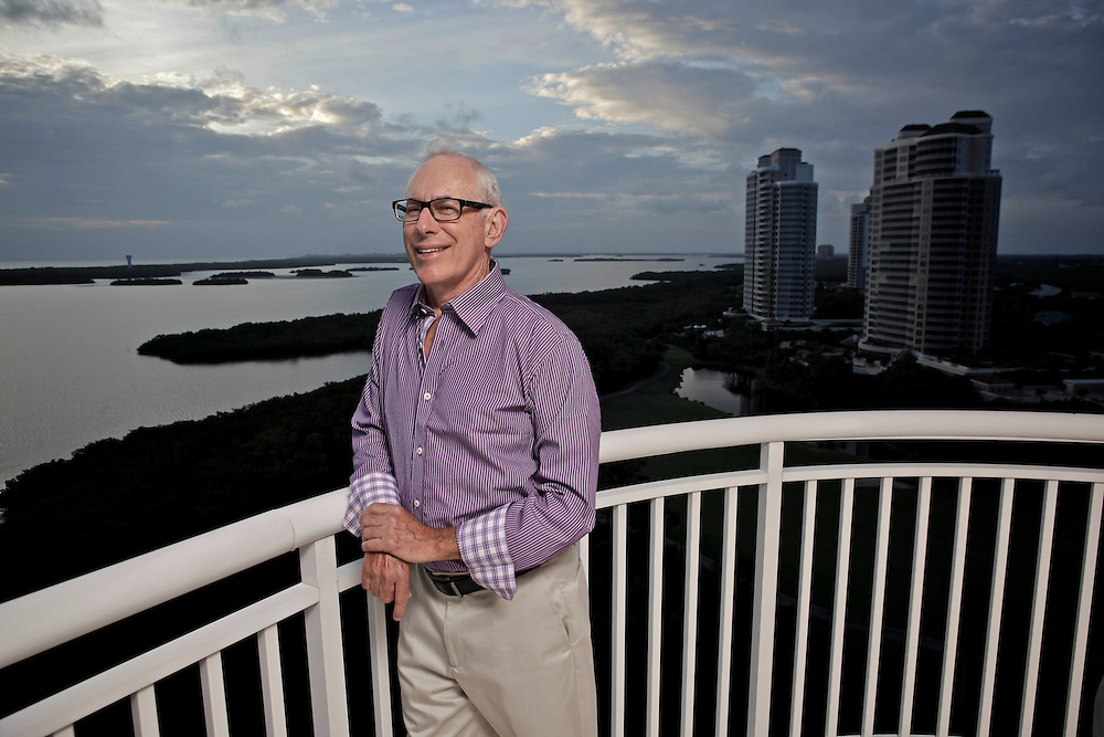 Richard Landau, a winner of the New York State Lottery in 1969, received $250,000 from his winnings in 10 yearly payments of $25,000. Landau and his wife spend seven months of the year living on the 14th floor of a high rise in Bonita Springs, Fla.