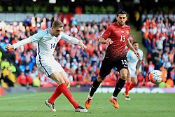 Jordan Henderson of England - Mandatory byline: Matt McNulty/JMP - 07966386802 - 22/05/2016 - FOOTBALL - Etihad Stadium -Manchester,England - England v Turkey - International Friendly