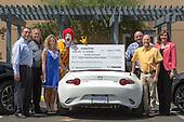 Ronald McDonald House for Mazda