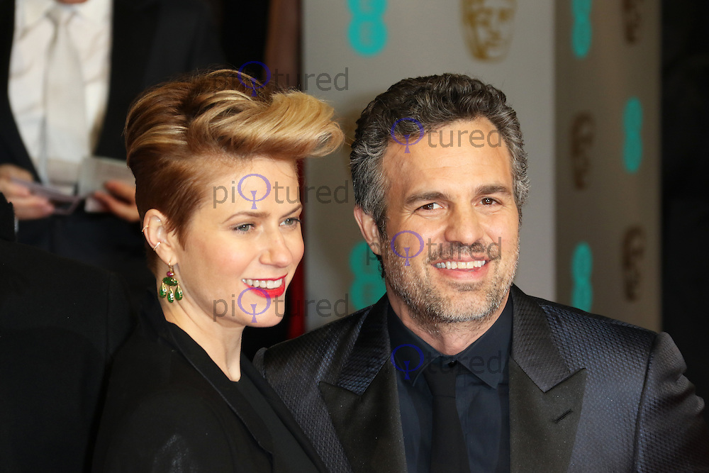 Mark Ruffalo, EE British Academy Film Awards (BAFTAs), Royal Opera House Covent Garden, London UK, 08 February 2015, Photo by Richard Goldschmidt
