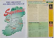 All Ireland Senior Hurling Championship - Final, .10.09.2000, 09.10.2000, 10th September 2000, .10092000AISHCF,.Senior Kilkenny v Offaly,.Minor Cork v Galway,.Kilkenny 5-15, Offaly 1-14, .Supermacs,
