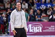 Beniamino Manuel Attard<br /> Dinamo Banco di Sardegna Sassari - Consultinvest Victoria Libertas Pesaro<br /> Lega Basket Seire A 2016/2017<br /> Sassari 30/10/2016<br /> Foto Ciamillo-Castoria