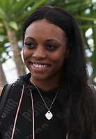 Producer Rayah Houston at the Whitney film photo call at the 71st Cannes Film Festival, Thursday 17th May 2018, Cannes, France. Photo credit: Doreen Kennedy