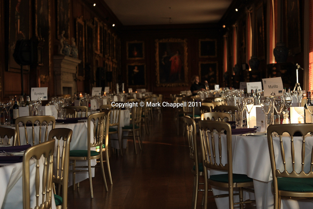 Picon annual dinner, held at Althorp, Northants, UK. 1st July 2011.