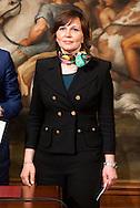 2013/05/03 Roma,  giuramento dei viceministri e dei sottosegretari. Nella foto Sabrina De Camillis..Rome, oath of deputy ministers and undersecretaries. In the picture Sabrina De Camillis - © PIERPAOLO SCAVUZZO