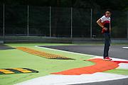 September 3-5, 2015 - Italian Grand Prix at Monza: Esteban Ocon