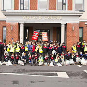 04.04.2017              <br /> ST. Munchins College, Corbally were out in force doing their bit for TLC3. Picture: Michael Andrews
