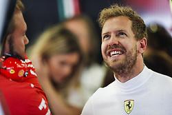 July 6, 2018 - Silverstone, Great Britain - Motorsports: FIA Formula One World Championship 2018, Grand Prix of Great Britain, ..#5 Sebastian Vettel (GER, Scuderia Ferrari) (Credit Image: © Hoch Zwei via ZUMA Wire)