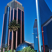 Stock exchange in Mexico city.
