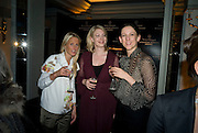THEA CALLAN, EVA AXELSSON LEWIS AND MARIA GRACHVOGEL, Veuve Cliquot Business Woman Award. Berkeley Hotel 8 April 2008.  *** Local Caption *** -DO NOT ARCHIVE-© Copyright Photograph by Dafydd Jones. 248 Clapham Rd. London SW9 0PZ. Tel 0207 820 0771. www.dafjones.com.