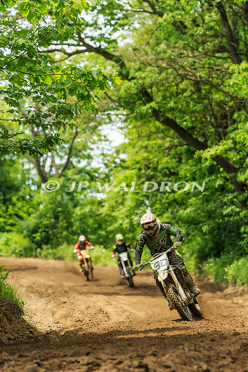 OMA Meadowlarks Motocross Race 2 in Amherst, Ohio.  JP Waldron