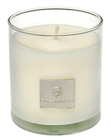 organically grown soy bean candle by dirt candles