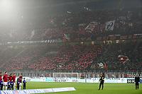 Milan-Lazio - Serie A 22a giornata - Nella foto : La curva dei tifosi del Milan