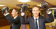 Fighting Fitter Campaign photocall with <br />