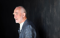 © licensed to London News Pictures. LONDON, UK.  27/06/11. Architect Peter Zumthor. Press view of the Serpentine Gallery Pavilion 2011, in Hyde Park today (27 June2011). Mandatory Credit Stephen Simpson/LNP