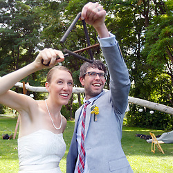 Jill Bucher and Jamie Krapohl wedding, Lyons, Colorado, August 10, 2013. Photo by Joe and Jenny Nicholson