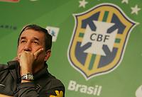 Trainer Carlos Antonio Parreira. © Urs Bucher/EQ Images