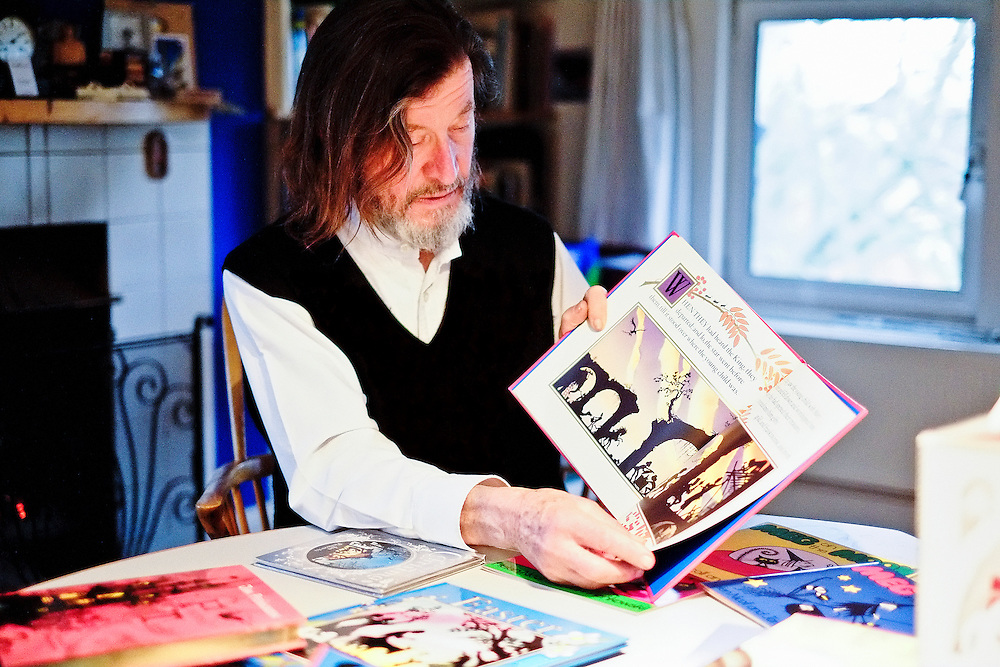 Jan Pienkowski, Artist, Illustrator Jan Pienkowski– Children's Books Illustrator