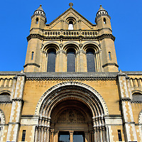 St Anne's Cathedral in Belfast, Northern Ireland<br />