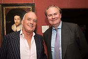 NICHOLAS COLERIDGE, WILLIAM CASH, Restoration Heart A memoir by William Cash. Philip Mould and Co. 18 Pall Mall. London. 10 September 2019