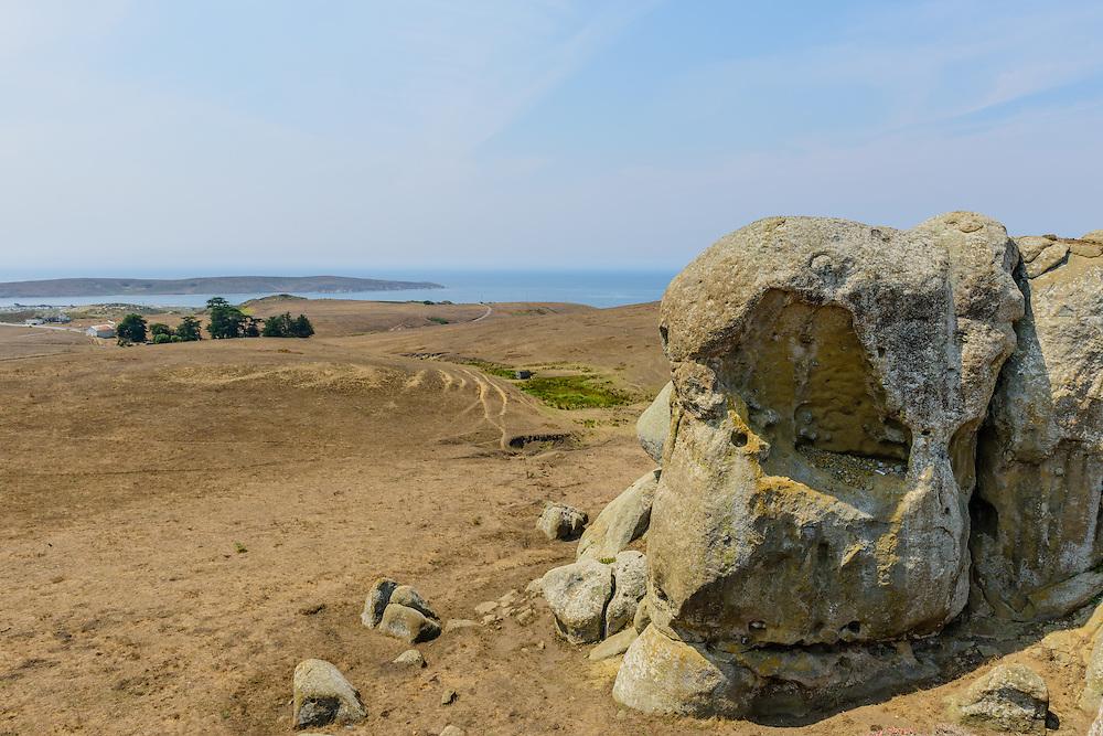 Rock Formations, Dillon Beach, Bodega Bay, Tomales, California