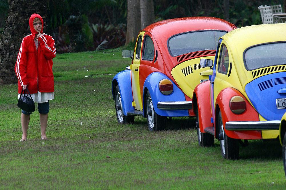 Brumadinho_MG, Brasil...Turista no Museu de Inhotim (CACI) em Brumadinho...The tourist in Museu de Inhotim (CACI) in Brumadinho...FOTO: BRUNO MAGALHAES / NITRO..