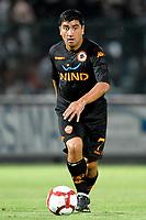 """David PIZARRO (Roma) <br /> Grosseto 13/8/2009 Stadio """"Carlo Zecchini"""" <br /> Calcio 2009/2010<br /> Grosseto Roma (0-2) Friendly Match<br /> Foto Andrea Staccioli Insidefoto"""