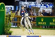 Janneke Steenbergen - Meedenblik Shining Star's Paco<br /> Indoor Brabant 2017<br /> © DigiShots